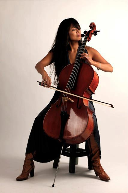 Rose Mallare Cellist  Photo by Laura Wohlgemuth