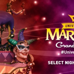 Mardi Gras Now till May 31