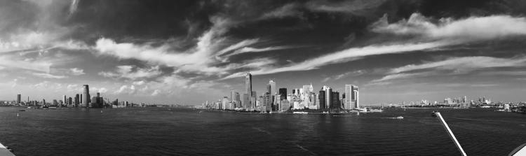 NYC from the Aft